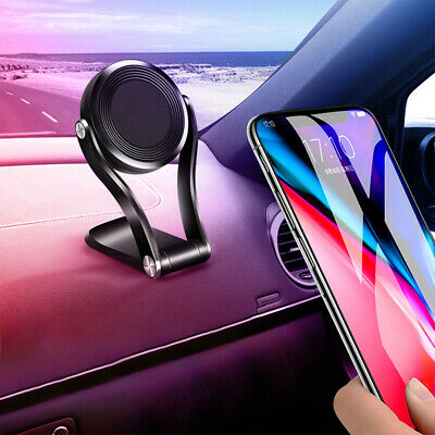 $7.96 • Buy 360° Rotating Holder Car Magnetic Mount Stand For Cell Phone GPS Accessories
