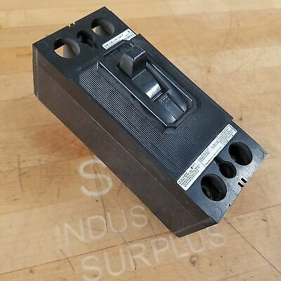 $ CDN126.59 • Buy Siemens QJ22B200 Circuit Breaker, 200Amp, 2 Pole, 240Vac - USED
