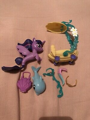 My Little Pony The Movie Twilight Sparkle Undersea Carriage  • 8£