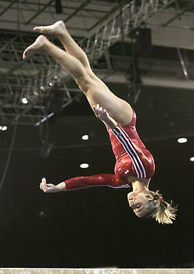 $ CDN5.07 • Buy Alicia Sacramone Spinning In The Air 8x10 Picture Celebrity Print