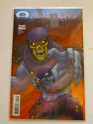 $41 • Buy Masters Of The Universe #1 2nd Print Variant Skeletor Image Comics 2002*