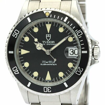 $ CDN7199.76 • Buy ROLEX Prince Oyster Date TUDOR Submariner 75090 Exterior Finished MEN'S Auth