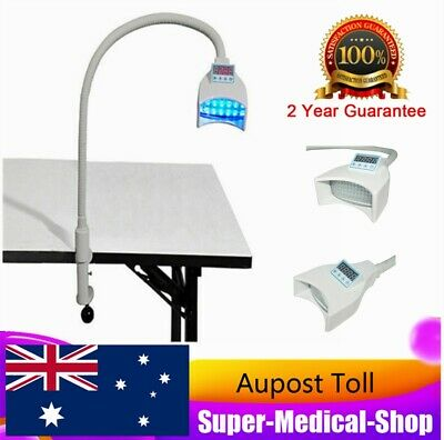 AU131.13 • Buy Dental Home Teeth Whitening Machine Lamp Tooth Bleaching LED Light Accelerator