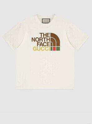 AU1100 • Buy NEW Gucci X The North Face Tshirt Size L