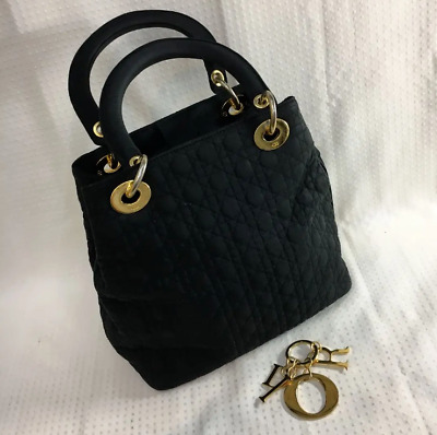 Auth Christian Dior Lady Dior FromJapan 1111*91 • 436.59£