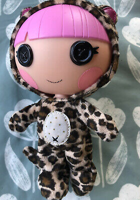 Lalaloopsy Doll Little Sister - Whiskers Lion's Roar Rare Discontinued • 8.30£