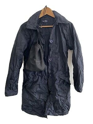 Peter Storm Size 10 Womans/ladies Navy Blue Raincoat/rainjacket New With Tags • 2.50£
