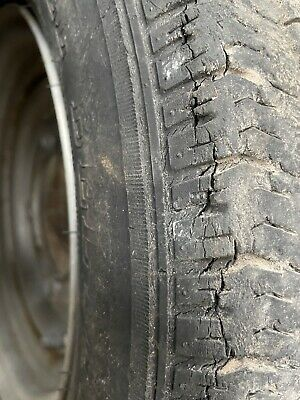 Ifor Williams Trailer Wheel And Tyres • 25£