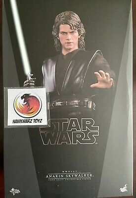 $ CDN942.41 • Buy Hot Toys Star Wars Revenge Of The Sith Anakin Skywalker MMS437 LS 1/6 Sideshow