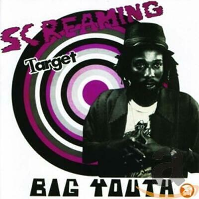 BIG YOUTH - Screaming Target - CD - Import - **BRAND NEW/STILL SEALED** • 18.44£
