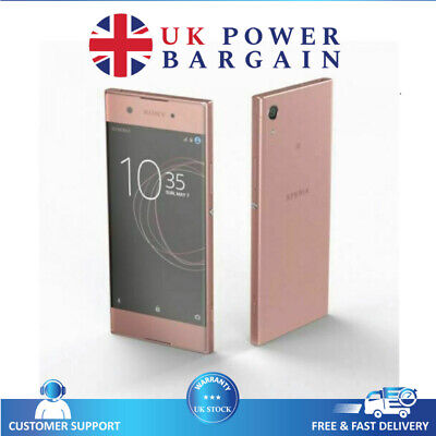 AU133.89 • Buy Sony Xperia XA1 Pink Android 4G 32GB NFC Unlocked Android Smart Phone
