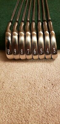 AU271.98 • Buy Mizuno Mp 33 Iron Set 3-pw Satin Nickel, DG S300 Stiff
