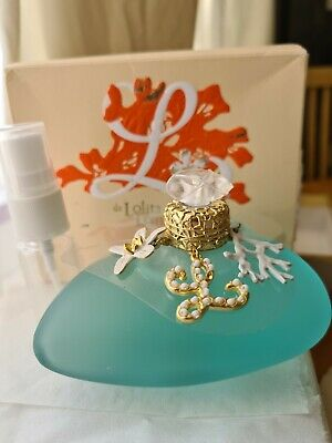 L De Lolita Lempicka Fleur De Corail Coral Flower EDP 10ml Travel Spray • 15.90£