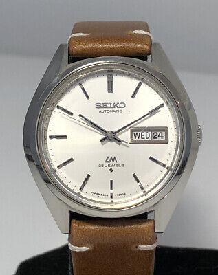 $ CDN422.28 • Buy Seiko LM Lord Matic Automatic Gents / Mens Watch