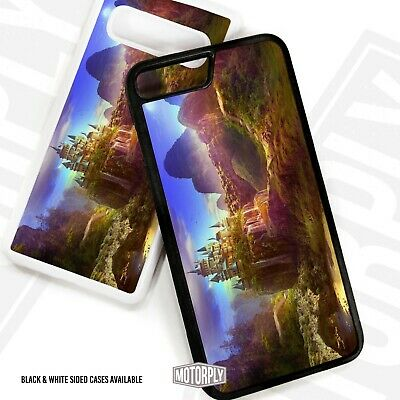 £6.95 • Buy Printed Rubber Clip Phone Case Cover IPhone - Fantasy Castle 4 Medieval