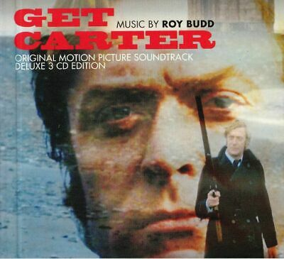 BUDD, Roy - Get Carter (Soundtrack) (Deluxe Edition) - CD (3xCD) • 26.67£