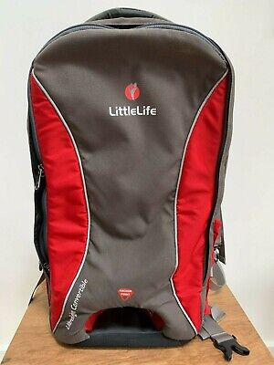 Little Life Back Pack Carrier Cross Country S2  • 60£