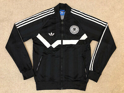 West Germany Adidas Originals 1990 Inspired Track Top / Jacket Size: Adults M • 70£