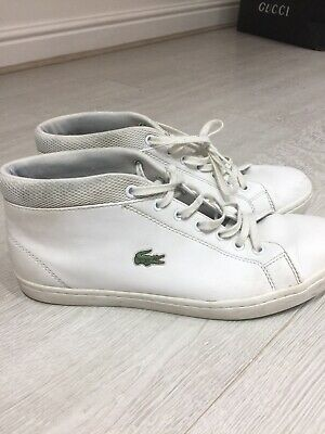 Lacoste Shoes Size 9 - White • 10£