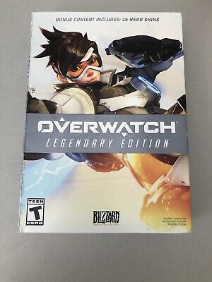 AU20.28 • Buy Overwatch Legendary Edition - PC, New And Sealed With Bonus Content
