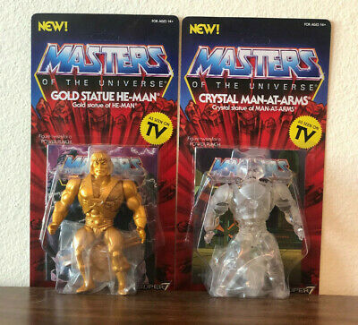 $69.99 • Buy Super7 Masters Of The Universe 5.5  Action Figures Set