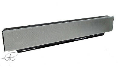 AU89.12 • Buy  Yamaha Soundbar YSP-1100 Center Channel Speaker