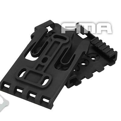 $ CDN34.25 • Buy High Quality FMA Tactical Quick Locking System Kit Safariland Holster QLS Kit