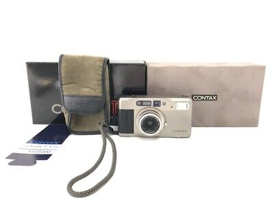 $ CDN448.99 • Buy 【Near MINT In Case】CONTAX TVS Point & Shoot 35mm Film Camera From JAPAN #1757