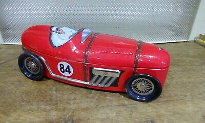 Marks & Spencer's Empty Sweet Confectionery Tin Classic Old Racing Car  • 3.99£