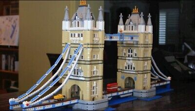 Lego Creator Expert London Tower Bridge 10214  Very Rare Retired Product.  • 185£