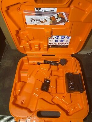 Paslode Im65a F16 Lithium Carry Case, Nail Gun Box Battery & Charger  • 125£