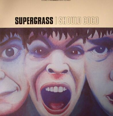 SUPERGRASS - I Should Coco (remastered) - Vinyl (LP + 1-sided 7 ) • 31.10£