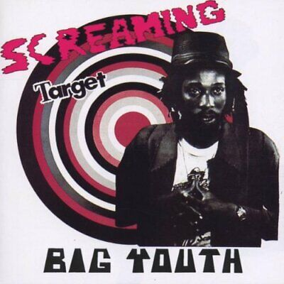BIG YOUTH - Screaming Target - CD - Import - **BRAND NEW/STILL SEALED** • 28.18£