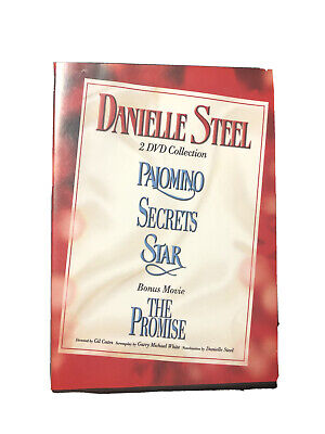 Danielle Steel Collection (DVD, 2007, 2-Disc Set) Rare! Free Shipping • 11.93£