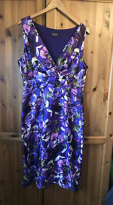 AU45.15 • Buy PHASE EIGHT : Women's Special Occasions Floral Wiggle Dress : UK 16