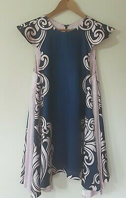 AU42 • Buy Alice McCall Size 10 Paisley Print Dress