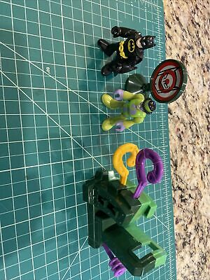 Fisher Price Imaginext The Riddler Launcher W/ Projectiles & Batman Figure • 14.30£