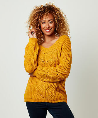 Joe Browns Womens Slouchy Fit Knitted Jumper • 23£