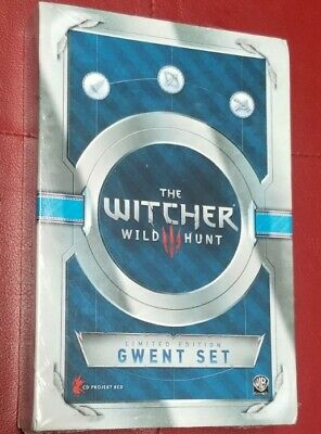 $ CDN35.35 • Buy The Witcher Wild Iii Hunt Limited Edition Gwent Set