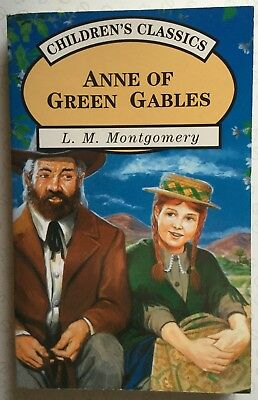 Anne Of Green Gables By L M Montgomery (Parragon, 1999) Very Good - Scarce Ed • 4.85£