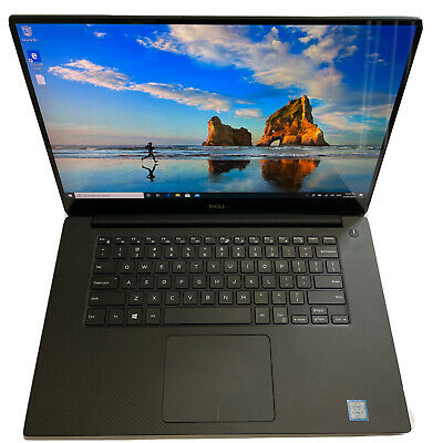 AU499 • Buy Dell Precision 5520 Workstation Laptop I7-6820HQ 32GB RAM 1TB SSD. Touch Screen