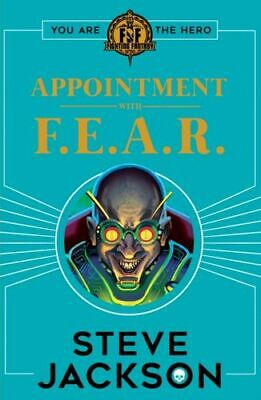 AU13.14 • Buy Fighting Fantasy: Appointment With F.e.a.r. Ag Jackson Steve