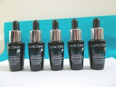 Lancome Advanced Genifique Youth Activating Concentrate 7ml X5 [35ml] - New • 22.98£