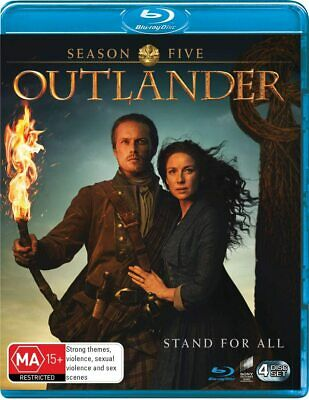 AU0.99 • Buy Outlander: Season Five (Blu-ray, 2020, 4-Disc Set)