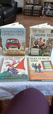 £20 • Buy Vintage Collection 4x Norman Thelwell Books 1967-1974. Brilliantly Illustrated.