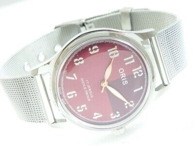 $ CDN22.11 • Buy MECHANICAL HAND-WINDING VINTAGE SWISS MEN'S WRIST WATCH 432m-a218214-9