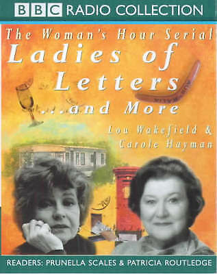 Ladies Of Letters ...and More By Lou Wakefield, Carole Hayman (Audio... • 2.95£