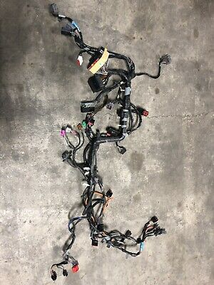 $144 • Buy 2003-2004 Ford Mustang SVT Cobra DASH Fuse Box Wiring Harness Supercharged Eaton