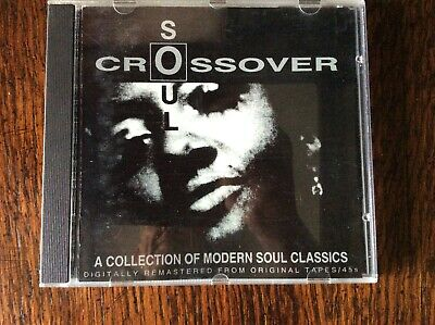 SOUL CROSSOVER MODERN CLASSICS  Northern Soul CD (Goldmine Soul Supply GSCD 9)  • 19.99£