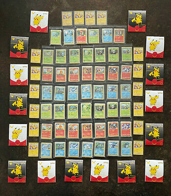 $9.98 • Buy 2021 Pokemon McDonalds 25th Anniversary ALL HOLO NON-HOLO Choose Your Card! MINT